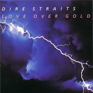 Dire Straits - Love Over Gold Vinyl LP