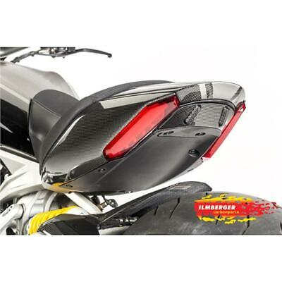 Ilmberger GLOSS Carbon Fibre Indicator Side Panels PAIR Ducati XDiavel 2016