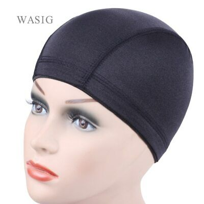 1 PC Glue Less Hairnets Cheap Wig Caps For Making Wigs Spandex Net Elastic  - Wigs For Less