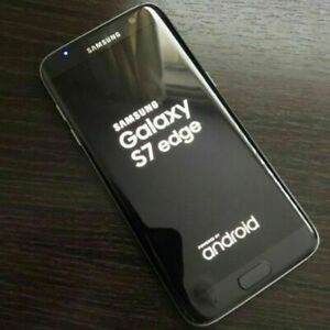 Samsung 32GB Galaxy S7 edge Smartphone android phone Black Onyx