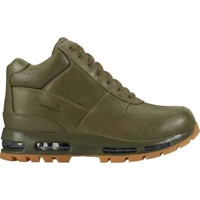Nike Air Max Goadome ACG BOOTS # 865031 209 Olive Men SZ 7.5 -