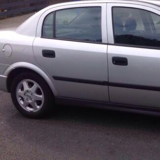 Holden astra 2001 Footscray Maribyrnong Area Preview