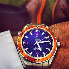 Omega Seamaster Planet Ocean part ex / swap for Rolex