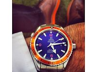 Omega Seamaster Planet Ocean part ex / swap for Rolex