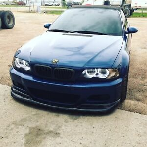 2002 BMW M3 Convertible SSR's beautiful 333hp 6 spd $12,599 WOW