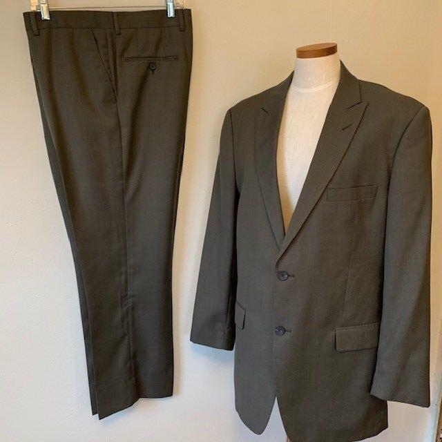 Perry Ellis Portfolio Men's Suit
