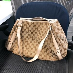 SOLDAuthentic Gucci Abbey Hobo Shoulder Bag