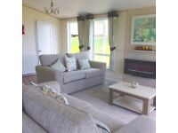 LUXURY Static lodge For sale DIRECT BEACH ACCESS TO THE NORTHUMBERLAND COAST OUTSTANDING FACILITIES