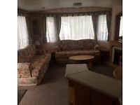 Cheap staic caravan for sale in Paignton Torbay area in Devon. 11 month season park close to beach
