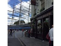 Junior and senior chefs required for greenwich gastro pub The Gipsy Moth