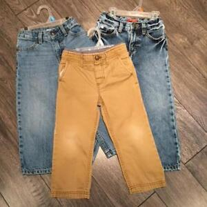 PANTS (JEANS AND COTTON)