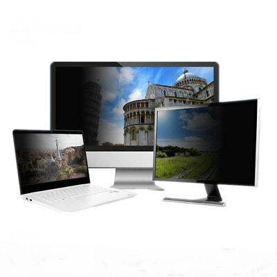 "20""-16:9 Anti-spy Privacy Filter Screen Protector for Widescreen Desktop Monitor"