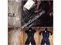Moncler Tracksuit: Black / Blue / Grey S M L XL (not Nike)