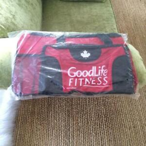 GoodLife Fitness Gym Bag