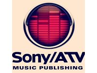 Artist Manager London UMG/Sony