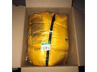 Nike x Drake NOCTA Puffer Jacket Yellow XL