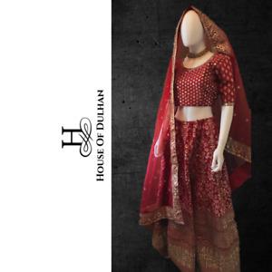 WEDDING LEHENGA BRIDAL INDIAN LEHENGA 2018 DESIGNS!
