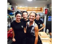 Kitchen Assistants/Runners wanted at Le Pain Quotidien in St Pancras-£7.20ph +Fantastic benefits