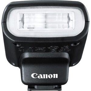 Canon Speedlite 90EX flash for EOS M PowerShot 5D 6D 1D master