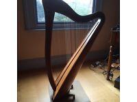 Full Size Harp