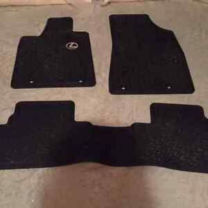 Lexus RX350 Winter Floor Mats 2010-2015