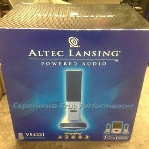 Altec Lansing VS4221 2.1 Speaker System