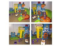 Vtech Toot Toot Police Station