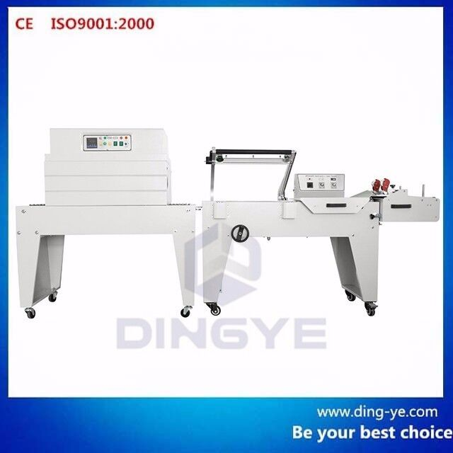 BS-A450 shrink tunnel and DFQA450 Semi-auto L sealer