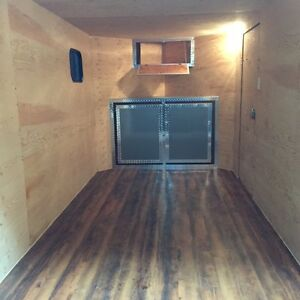 Priced to Clear Out!  7'x12' V-Nose Cargo Trailer Canadian Made Kitchener / Waterloo Kitchener Area image 7
