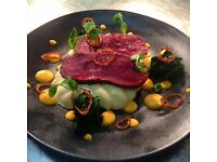 full time second chef (sous) busy bistro in the heart of Lewes Small but growing team!