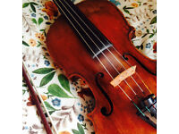 Violin Lessons in Sheffield