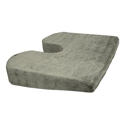 Ortho Wedge Cushion - Wagan Ortho Wedge Cushion Gray washable velour cover 9789