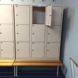 Storage lockers. Launceston Launceston Area Preview