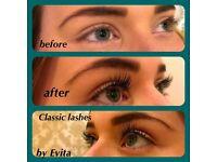 Luxury Spa Treatments & Individual Eyelash Extensions