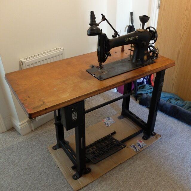 sewing machine legs