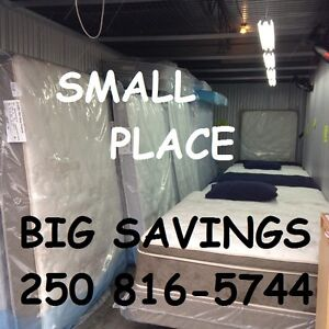 LITTLE WAREHOUSE FULL OF MATTRESSES IN NANAIMO