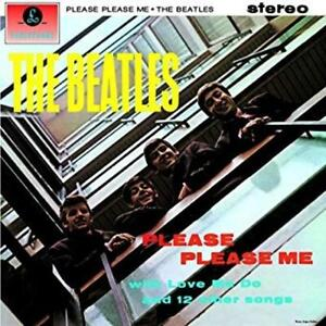 the beatles please please me factory sealed