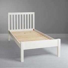 John Lewis Wilton Single Bed Incomplete