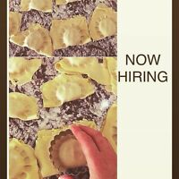 PEROGIE MAKERS NEEDED and food truck staff