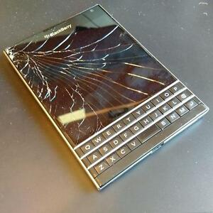 Blackberry SCREEN REPAIR AND UNLOCK WITH WARRANTY