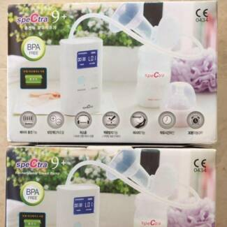 Spectra 9 Plus Breast Pump Hamlyn Heights Geelong City Preview