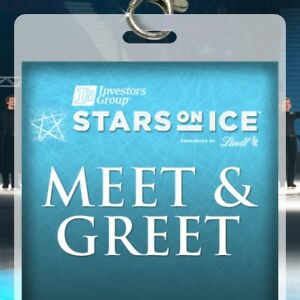 Stars on ice find event tickets to sporting events concerts want two 2 stars on ice 2018 meet n greet passes calgary m4hsunfo