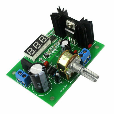 Acdc-dc Lm317 Adjustable Voltage Regulator Step Down Power Supply Module