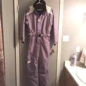 Women's One-piece ski suit