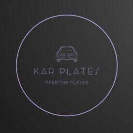 🔥4D Plates - KAR PLATES | Prestige Plates🔥