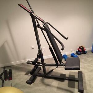 Gravity Edge Exercise Machine