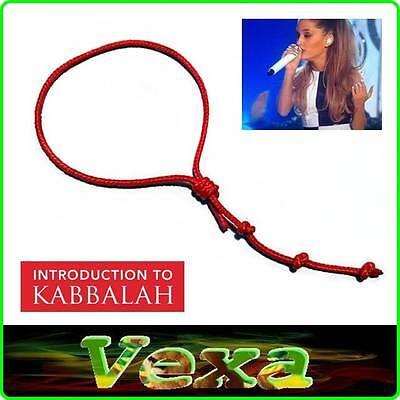 KABBALAH Red String Bracelet luck Success Protection Evil Eye Hand made Veg BR06 for sale  Bournemouth