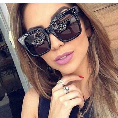New Kim Kardashian Sunglasses Lady Eyewear Femme Women Luxury Brand Cat (Kardashian Cat Eye Sunglasses)