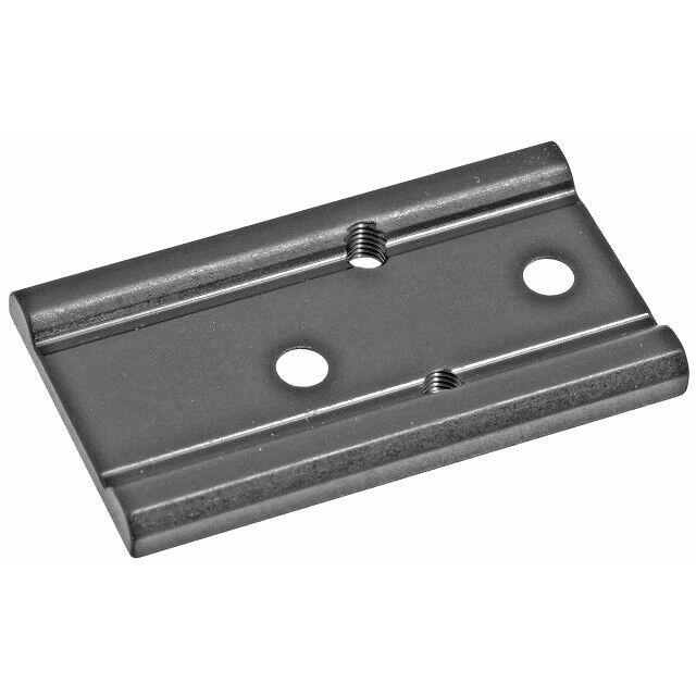 Ruger 90720 57 Optic Adapter Plate Black Burris/Vortex Fits Ruger 57