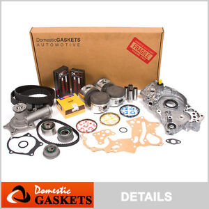 95-96 2.0L Eagle Talon Turbo 4G63T Rebuild Engine Kit